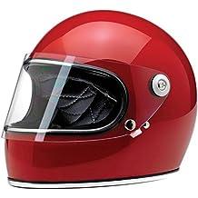 Casco Integral Biltwell Gringo S Helmet Red Blood Rojo Brillante Small rojo