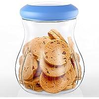 XFGOLD-Korn Aufbewahrungsbox Plastiknudelaufbewahrungsbehälter-Kühlschrank Plastik Transparenter Verschlossener Lebensmittellagerbehälter Aufbewahren & Ordnen Aufbewahren & Ordnen