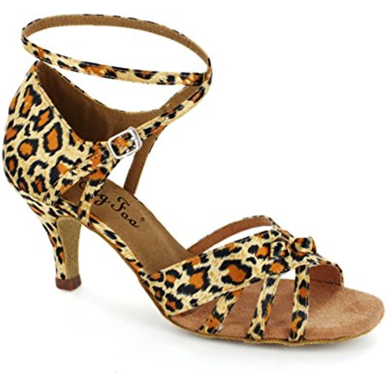 Chaussures de danse latine féminine féminine féminine /   chaussures de danse adulte / Daim chaussures de danse à la fin de - B01NGUIAHQ - b087a1