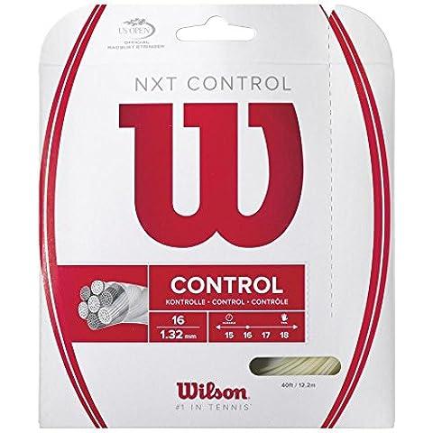 Wilson Nxt Control 16G Tennis String