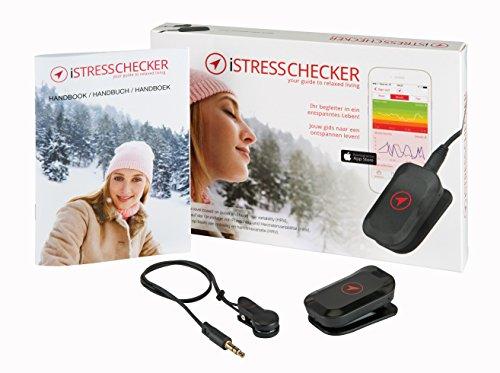 iStressChecker, HRV Biofeedback Produkt für iPhone, iPad und iPod zur Stressmessung und Lebensstil-Änderung