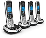 BT 2700 Nuisance Call Blocker Cordless Home Phone with Digital Answer Machine