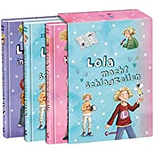 Hier kommt Lola!/Lola macht Schlagzeilen/Lola in geheimer Mission: 3 Bände im Schuber