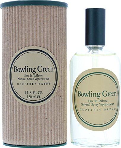 Geoffrey Beene Bowling Green 120ml Eau de Toilette Spray für Ihn mit Geschenk Tüte