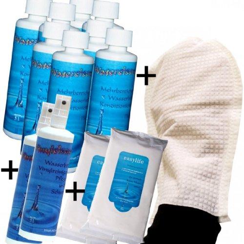 eau-8-flacons-de-conditionneur-waterclean-250-ml-nettoyant-pour-le-vinyle-vinylclean-2-x-250-30-ml-e