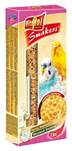 Vitapol Smakers for Budgies, 2 Units