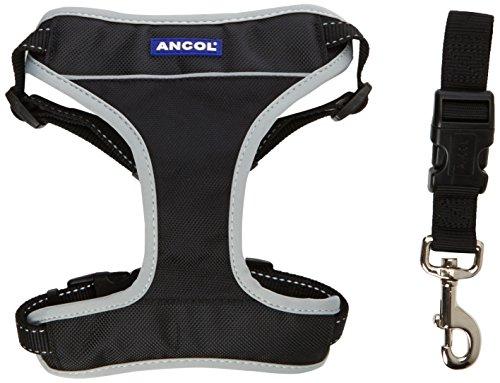 Ancol - Padded Nylon Dog Car Harness - Size - Large 1