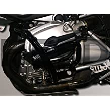 Paramotore HEED BMW R 1200 GS (04-12) Basic - nero