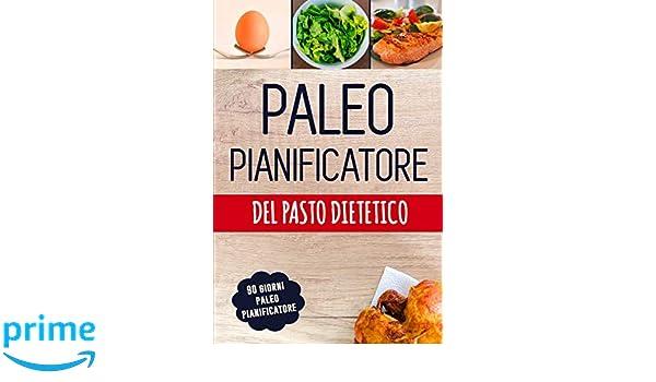 menu di dieta dietetica paleo
