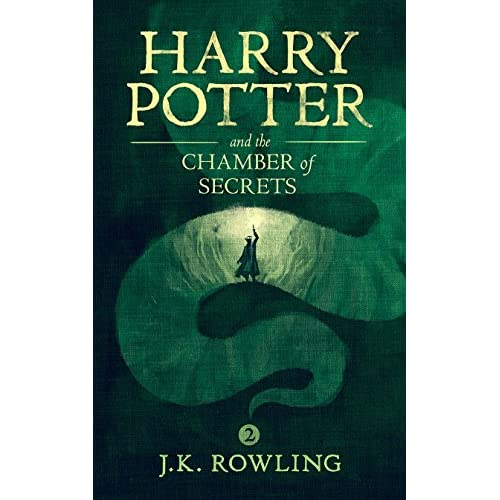 Harry Potter and the Chamber of Secrets (English Edition) 1