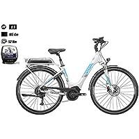 ATALA Bicicleta Eléctrica b-Easy SL 28 9-V TG. 45 Active Plus