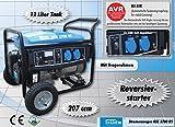 Güde GSE 3700 RS Stromerzeuger - 2