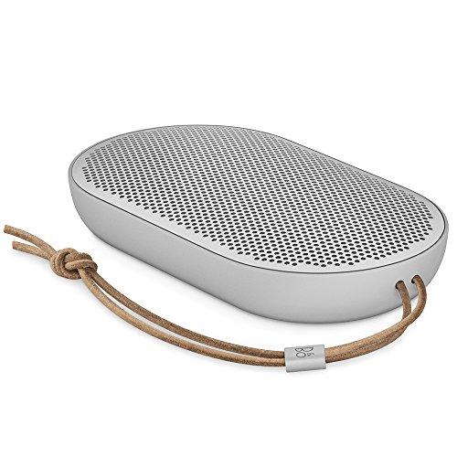 B&O PLAY Beoplay P2 Stereo Portable Speaker 30W Plata - Altavoces portátiles...