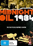 Midnight Oil 1984 - Dokumentationsbuch (US-amerikanisches Format), PAL, Region 4 Import - Australien