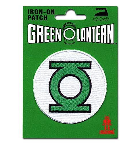 Logoshirt Green Lantern Logo Aufnäher - DC