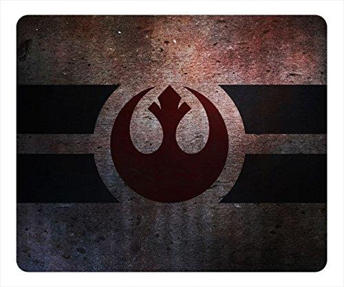 Star Wars Rebels Logo Custom Custom Design Büro Spiel Anime Mauspad Maus Pad Mousepads