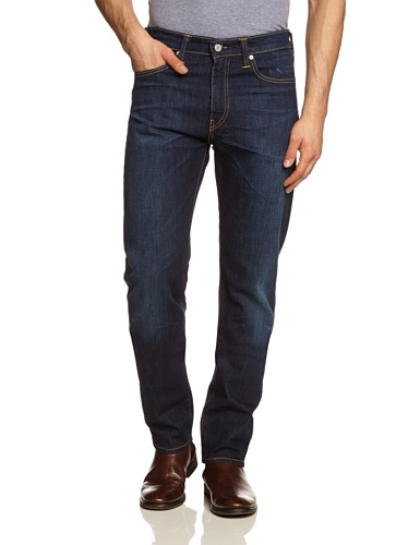 Levi's Homme 508 Regular Taper Fit Jeans Bleu (Cali Blue)