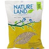 NatureLand Organics Pearl Barley 17.63 Ounce - USDA Certified