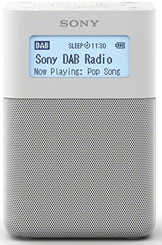 Sony XDR-V20D Radio (DAB+, mit Stereo-Lautsprecher)