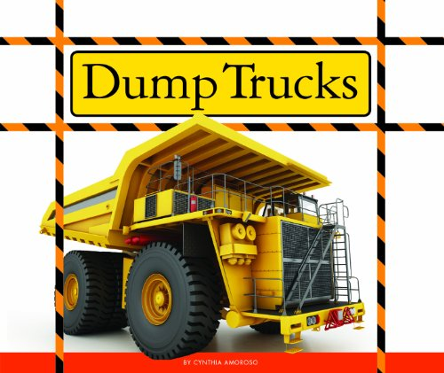 Dump Trucks (Big Machines at Work)