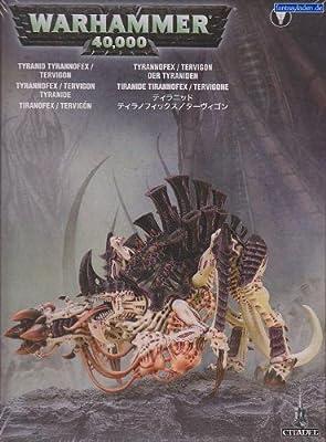 Tyranide Tyrannofex / Tervigon