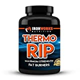 Ironworks Nutrition Rip - Fat Burners T5 Weight Loss Diet Pills - 60 Capsules