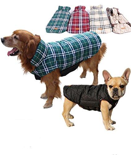 Outgoings Haustier hunde kapuzenpullis kleider reversible hund