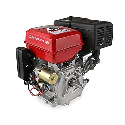 EBERTH 13 HP 9.56 kW Petrol Engine (E-Start, 25 mm
