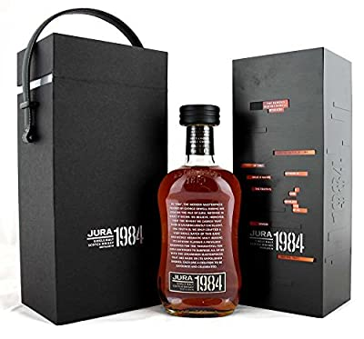 The Isle of Jura 1984 Single Malt Scotch Whisky 70cl Bottle