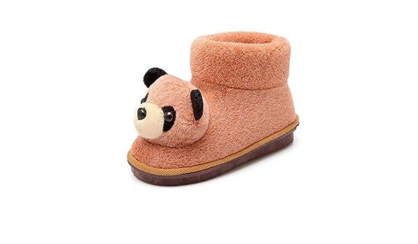 Y-Hui Schnee im Winter Stiefel Studentinnen eine warme Wohnung Slip kurze Stiefel Kurze u Schuhe, 240 (für 34, 35 Yards), Kamel