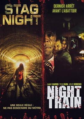 Coffret thriller : stag night ; night train [FR Import]