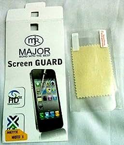 Motorola Moto E Matte/Anti Glare Screen Scratch Guard Protector