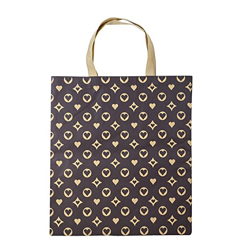Colour-Bags Tragetaschen Einkaufstasche/Non-Woven-Tasche (1 Stück) Format: 38 x 42 cm, 2 Tragehenkel, Material: Polypropylen, Design: Elegant - für DE ab EUR 29,00