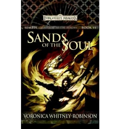 [Sands of the Soul] [by: Voronica Whitney-Robinson]
