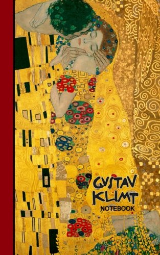 Gustav Klimt Notebook: The Kiss (cuaderno/portable/gift) (Signature Series)