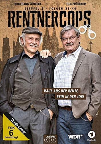 Rentnercops - Staffel 3 [4 DVDs]