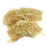 rosenice Sachets en Organza cordon Sacs cadeaux mariage faveur sacs bijoux cadeau 7X 9cm–100morceaux