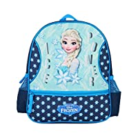 Bagtrotter FRONI07DELI Queen of Snow/Frozen Backpack 25 cm, Size-25 x 11 x 29 cm, Colour-Navy