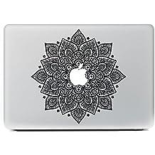 """NetsPower 700843 - Adhesivo para Apple MacBook Pro/Air de 13"""" y 15"""", color gris"""