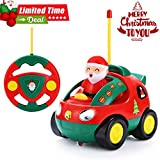 Best Christmas Gifts For Toddlers - SGILE Remote Control Car for Toddlers with Sound Review