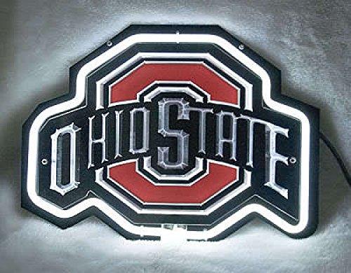 OHIO STATE Buckeyes NEON 3D Neonschild LED Neu Schild NFL USA - Ohio State Buckeyes Led