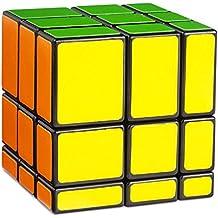 Mirror Cube Ultimate - Mirror Blocks multicolor (6-Colors) - variación 3x3 speed-cube (shape-shift) - twisty puzzle - rompecabezas - juego de pensamiento y de lógica