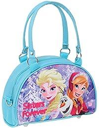 Disney Die Eiskönigin Elsa & Anna Mädchen Handtasche - blau