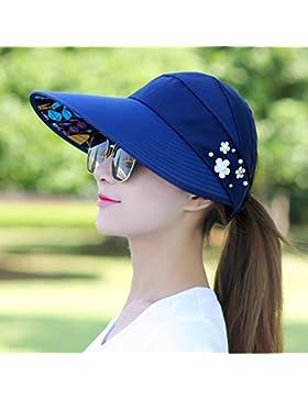 SUNNY Visera De Las Mujeres Sombrero Para El Sol Proteccion Solar Primavera Y Verano Vacaciones Ocio Sombrero...
