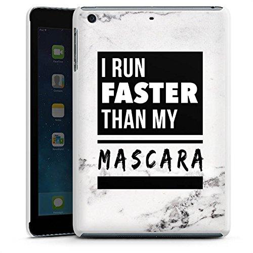 DeinDesign Apple iPad Mini 3 Hülle Schutz Hard Case Cover Mascara Beauty Statement