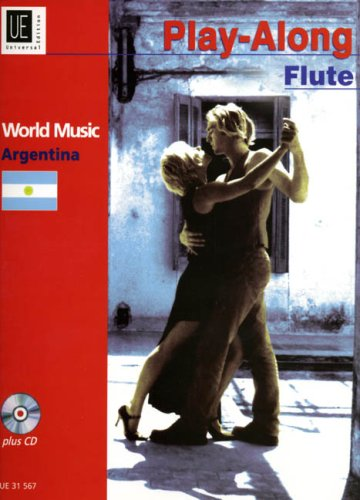 Play-Along: Flute, World Music - Argentina