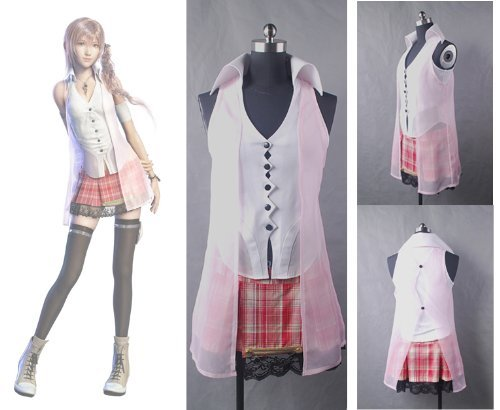 Final Fantasy XIII FF 13 Serah Farron Kostüm Version-B