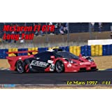 1/24 de la serie real Sports Car No.91 McLaren F1 GTR Long Tail Le Mans 1997 # 44 (jap?n importaci?n)