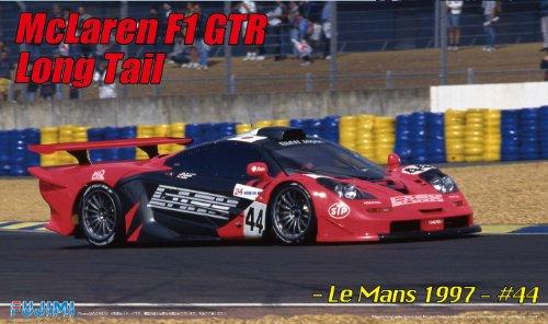 1/24 Real Sports Car Series No.91 McLaren F1 GTR Long Tail Le Mans 1997 # 44 (japan import)
