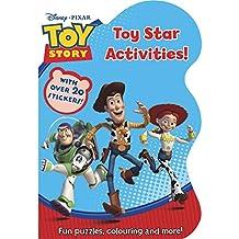 Disney Pixar Toy Story Toy Star Activities!